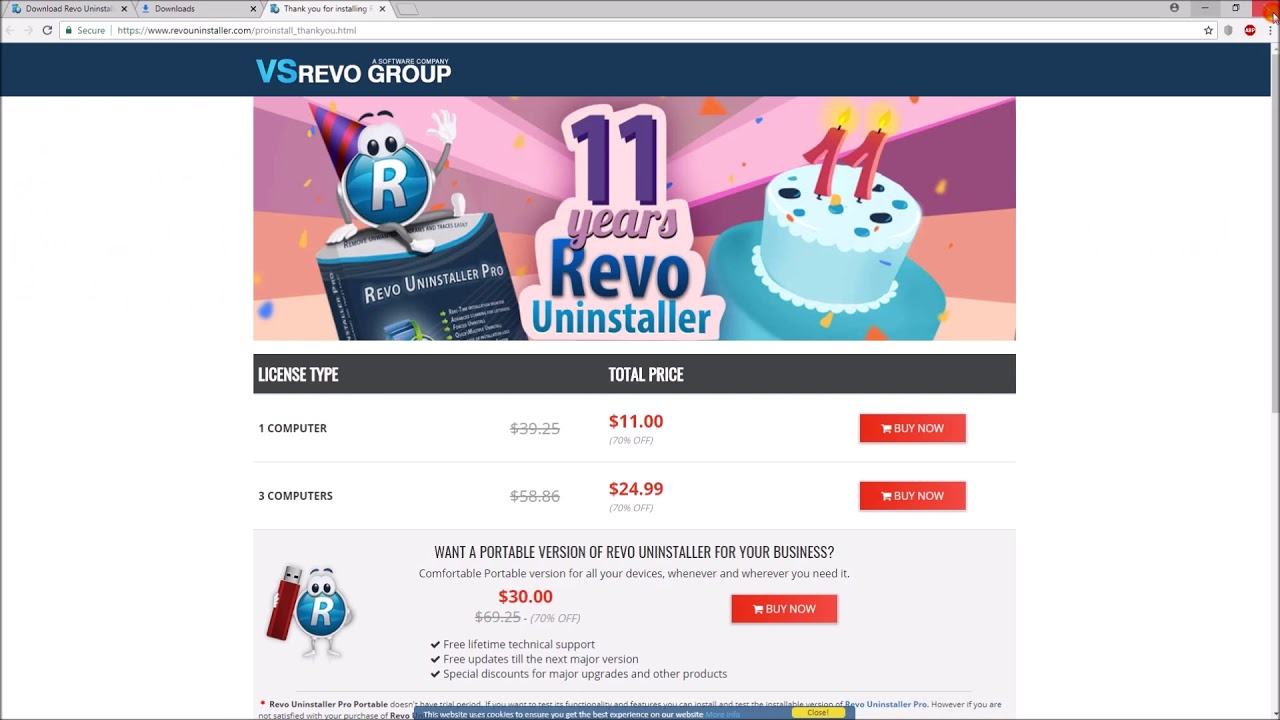 Revo Uninstaller Pro 3.2.1 Updated Portable Version