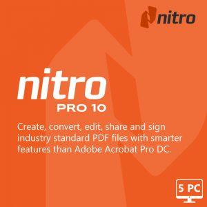 Nitro Pro 12.12.1.522 Crack + Keygen Free Download 2019